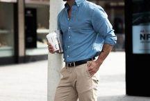 Men's Formal Style