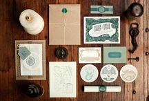 Wedding - invites & stationary
