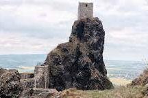 Trosky Castle Tsjechië
