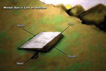 Walipini / Palabra indígena aymara que significa lugar cálido. Son estructuras construidas en el suelo para utilizar la retención de calor de la tierra y los efectos de enfriamiento para mantener una temperatura tanto frescas en verano como cálidas en invierno. Requieren menos materiales de construcción que un invernadero. La captura y el almacenamiento de la radiación solar durante el día son los principios más importantes en su construcción.