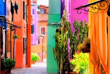 Cities of colors