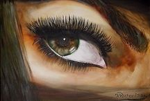 Picture D.Water Mos / my painting