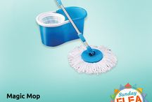 ShopClues Sunday Flea Market / Awesome utility products at Great Deals