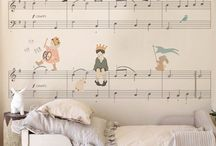 Beautiful Children's Rooms & Nurseries / by Barbara Schaeufele