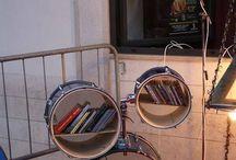 Reuse of drum guitar