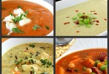 Soups / by Julie Pechon