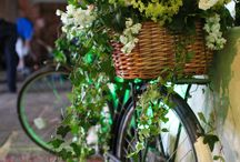 BICYCLE charm / Bicycles never go out of fashion