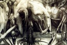 Giger / by Ednice Duarte