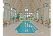 Dream Home-Pools, spas and related luxury / by Kirsten Romriell