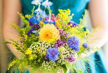 Beautiful bouquets / For Dawn