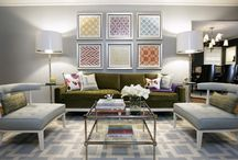 New Home Ideas - Living Room / by Heather Gallagher