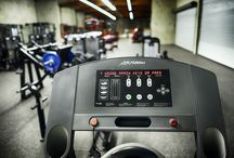 Global Fitness Equipment Board / Some images of the used fitness equipment we refurbish and of our facilities in southern California.