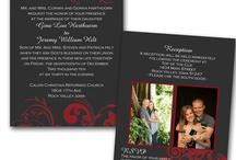 idea for wed invite