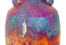 Raku Ceramics Artists