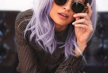 Liliac hair inspo / Love that liliac hair, inspo for my summer look of 2015