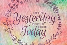 Wednesday Wisdom- Inspirational Quotes / A little #WednesdayWisdom for you.  #Shareonthego #midweek #inspirational #Quotes with your loved ones with this amazing collection of #ecards.  / by 123Greetings Ecards