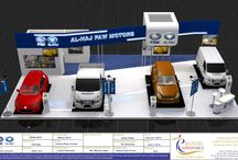 Exhibition Stand Designs / Stand Designs for different companies......