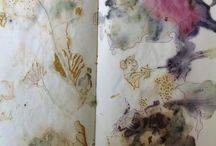 Eco-dyeing and printing