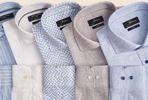 Leinenhemden Business / Leinen pur oder im Mix mit Baumwolle: Unsere neuen Businesshemden von JOHANN und MARC O'POLO MR. zeichnen sich durch ihre leichte, griffige Haptik und besonders schöne Melierung und sommerliche Muster aus, die zu Chinos ebenso funktionieren wie zum Anzug. ► http://bit.ly/KONEN-Leinen-Hemden-Sommer16-Pin