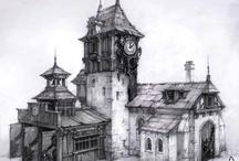 Αρχιτεκτονική - Μολυβι