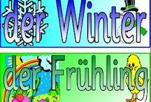 *jahreszeiten-german lessons*
