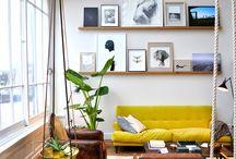 Ideeen voor de woonkamer / Interieur ideeën.