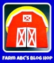 Farm ABC'S Blog Hop / This board is a collection of blog posts about Farms and Farm Animals. It includes Activities, Books, Crafts, and Snacks (ABC'S of Farms!). I hope you and a child in your life enjoy exploring the world of Farms with these ideas!