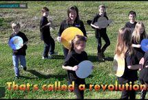 eLearningK12 original Curriculum! / Check out the creative videos incorporated into eLearnningK12s original curriculum...