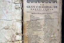 [Parte treynta vna, de las meiores comedias, que hasta oy han salido ... ] / La Parte treynta vna recull 12 comèdies dels autors de moda del moment a Espanya entre d'altres Lope de Vega i Calderon de la Barca. El Consejo de Castilla va prohibir publicar comèdies i novel•les entre 1625 i 1634 perquè va considerar que eren perjudicials per a la joventut. Com la prohibició només era aplicable dins Castella. fora van jutjar rendible continuar l'edició de comèdies. No ens consta cap altre exemplar de l'obra a Catalunya. Exemplar incomplet.