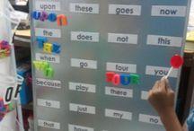 sight word teaching