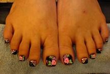 nail art / by Mindi Jones