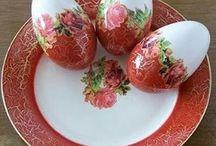 Πασχαλινα Αυγα Ντεκουπαζ