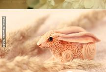 hand made animal art