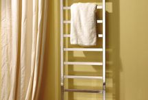 Wet Room Towel Rails / If it's used in a Wet Room, its got to be stainless steel.