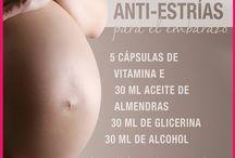 Беременность живот
