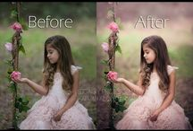 Styled kids photography