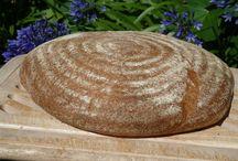 Bread / I make my own bread, mostly sourdough