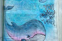 Bible Journaling - Jonah