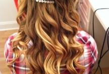 Hair / by Kristen Basquill