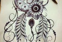 Tatuaggi dreamcatcher