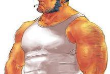 Magnum Feering X-Men Fanart - Wolverine
