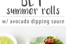 Summer roll party