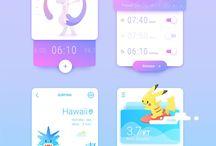 UI mobile design