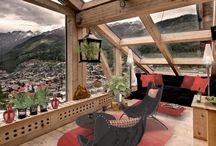 Home design / Beautiful places