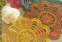 centrini crochet