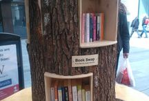 Little Free Library  / Read books and let them free