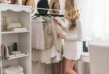 Clothing Organizing Ideas
