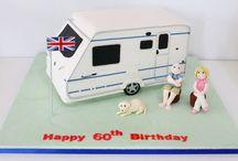 Caravan cakes