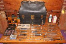Antique & Vintage Morgue Tools/Equipment