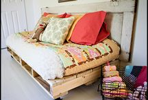 Pallets / Muebles realizados con pallets